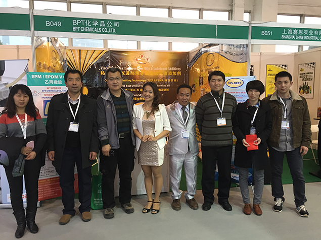 Warmly Welcome To Our Booth B049 At INTERLUBRIC 2014 Held In Beijing From 20 - 22nd Nov